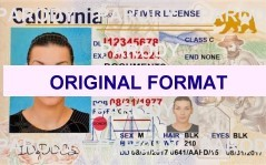 California fake id card, scannable california fake id cards