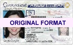 CONNECTICUT FAKE ID Card and Fake CONNECTICUT Fake Driver License