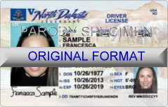 North Dakota Fake ID